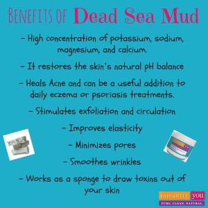 benefits of sea mud