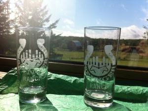 Glasses 9 Finger Ranch